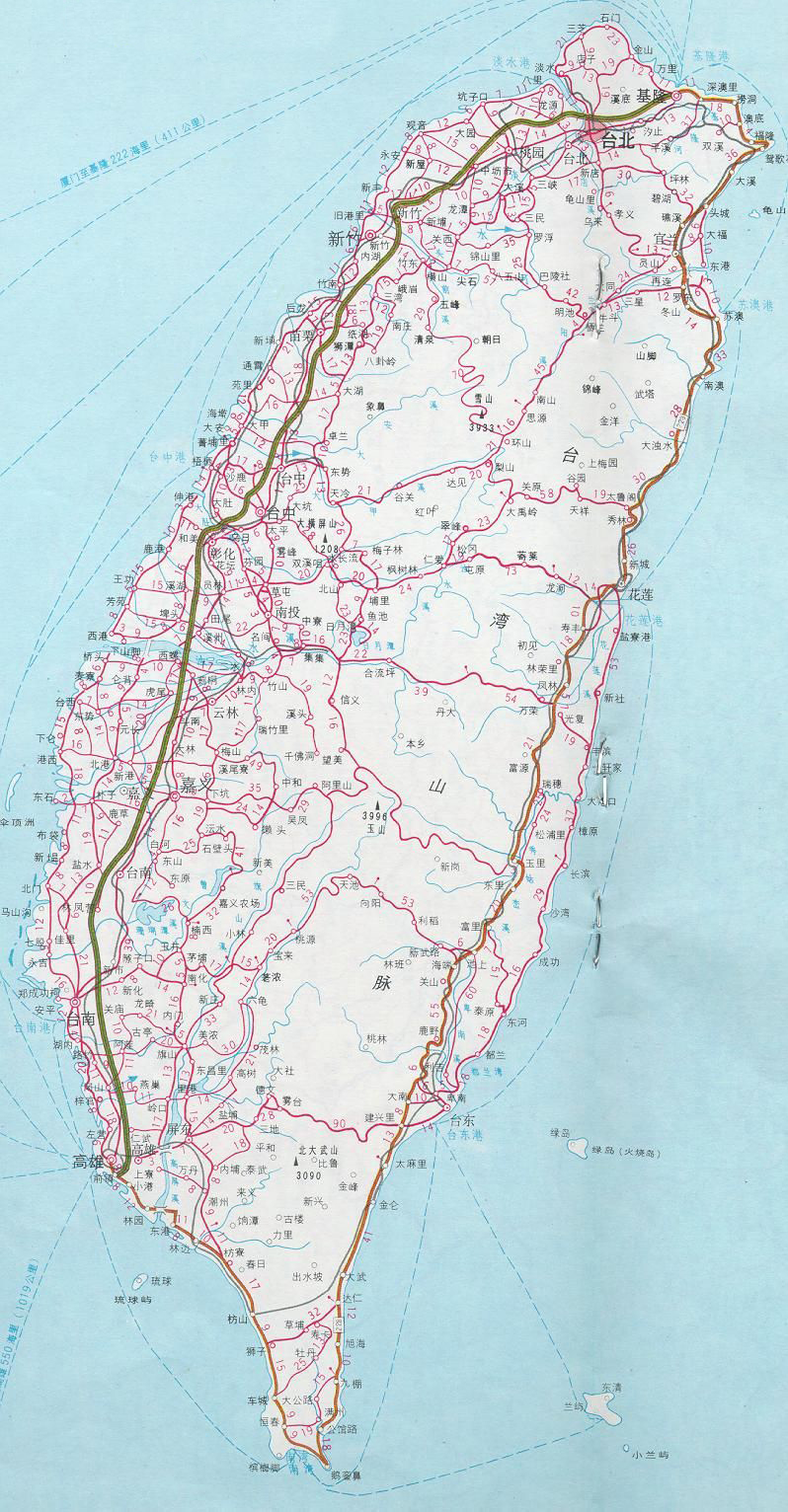 Taiwan China Map.Taiwan Map Map Of Taiwan Taiwan China Map Taiwan City Map